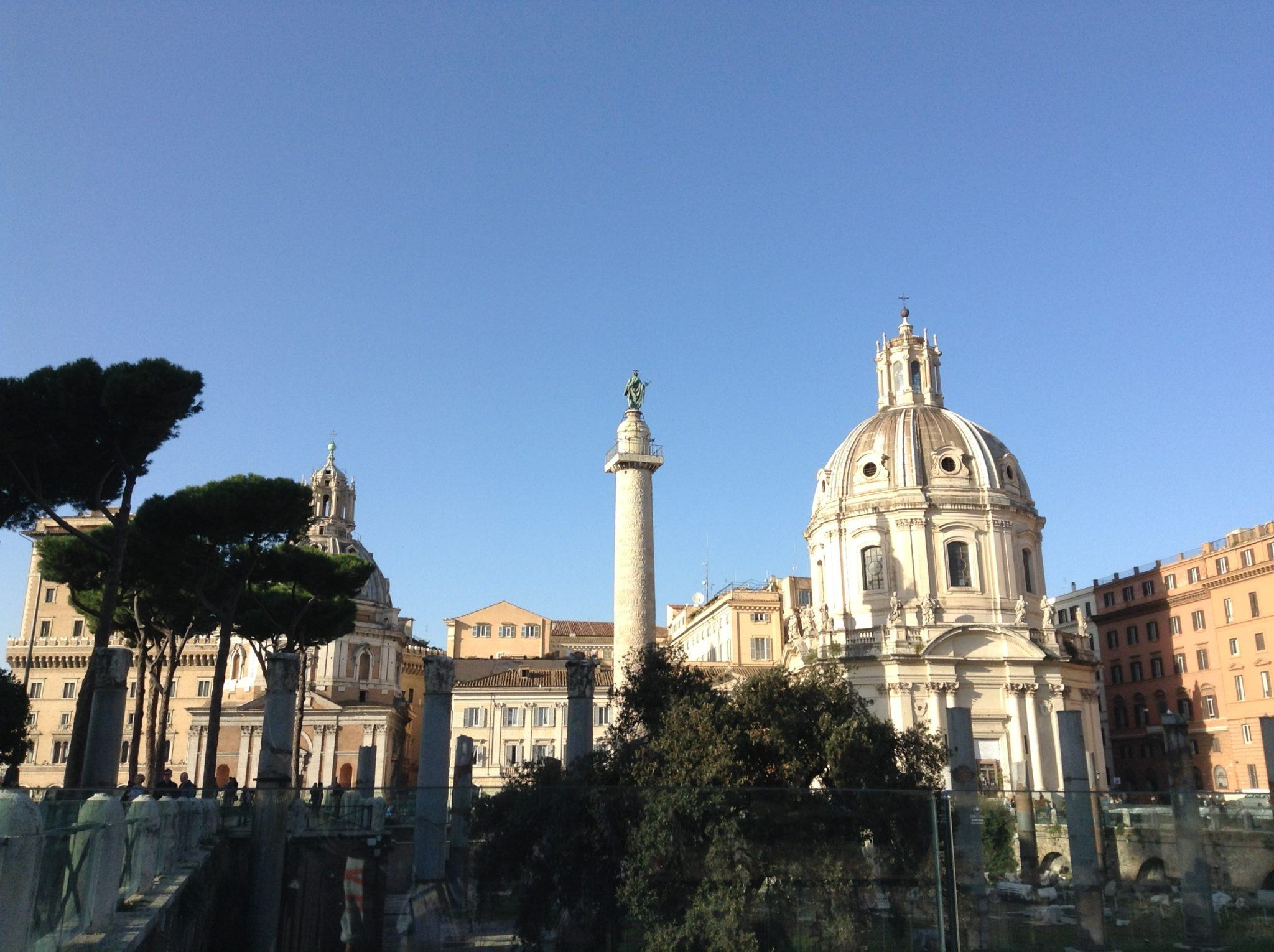 A perfect walking itinerary to visit Rome in one day
