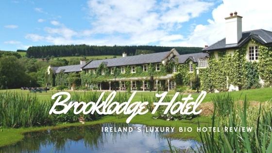 BrookLodge Hotel review: Ireland's stunning luxury bio hotel