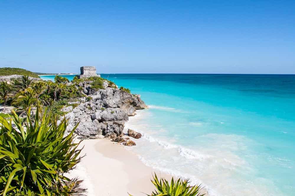 Tulum Meksika